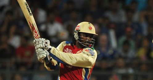 Chris Gayle Royal Challengers Bangalore
