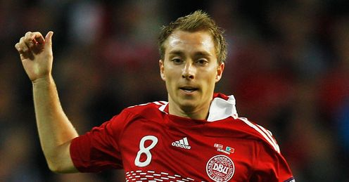 Eriksen: one to watch?