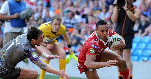 Jody Broughton Salford 2012