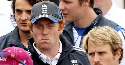 Jonny Bairstow has been handed the chance to make a point