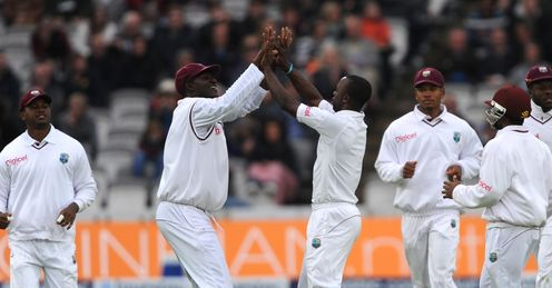 The West Indies have never lost a Test at Trent Bridge