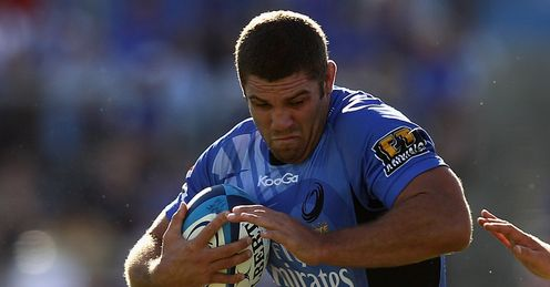 Matt Hodgson having a run for Western Force