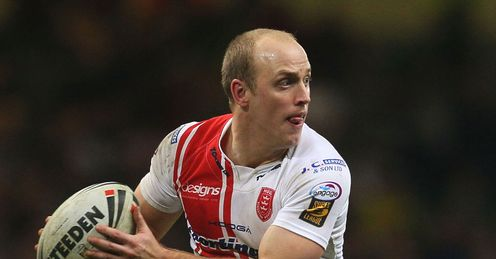 Michael Dobson Hull KR
