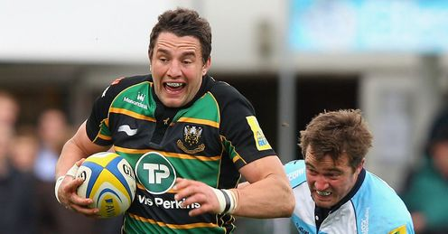 Phil Dowson northampton