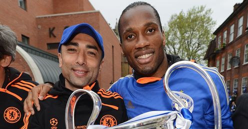 Di Matteo & Drogba: will Chelsea heroes still be there next season?