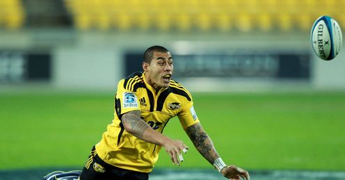Tusi Pisi Hurricanes