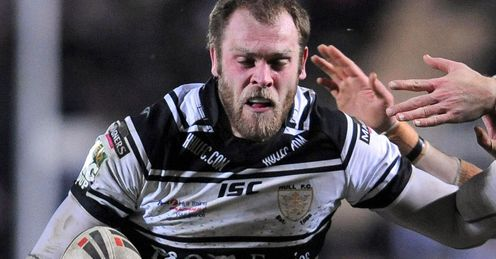 Richard Whiting - Hull FC