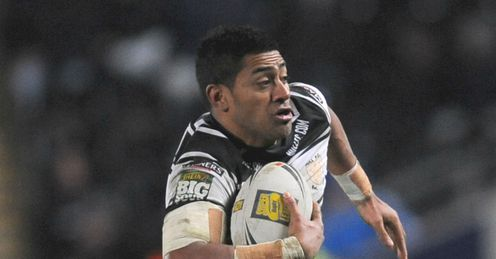 Willie Manu Hull FC