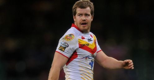 Scott Dureau: main man for Catalans