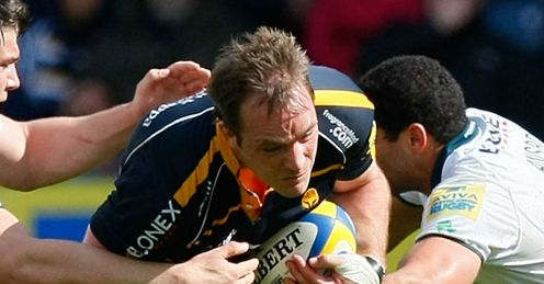 Kai Horstmann Worcester Warriors
