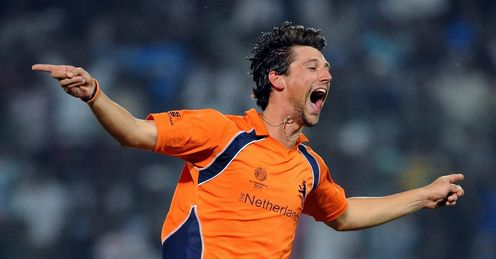 Pieter Seelar Netherlands v India World Cup Feroz Shah Kotla Delhi Mar 2011