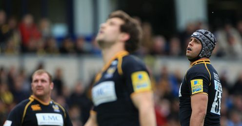 Wasps final day of Aviva Premiership season
