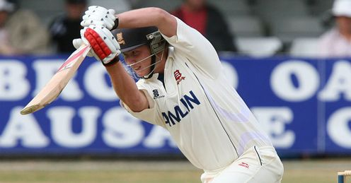 Tom Westley Essex v Nottinghamshire County Championship Chelmsford