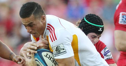 Sonny Bill Williams Chiefs