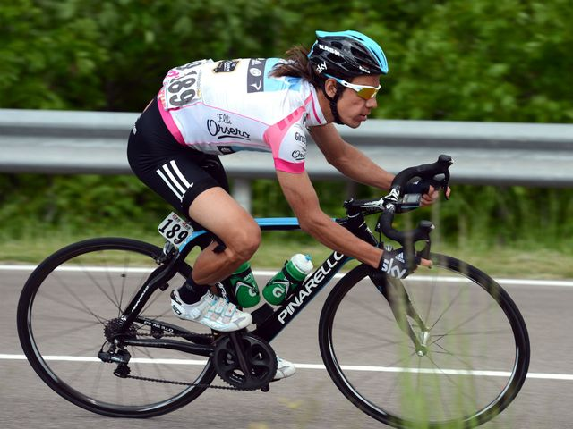 Uran: Continued his superb Giro