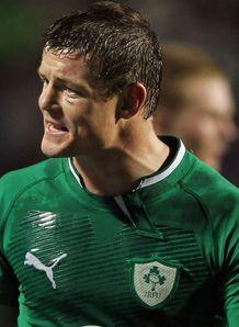 Brian ODriscoll New Zealand v Ireland 2012