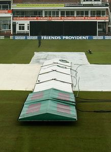 Windies warm-up washed out