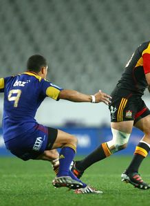 Aaron Cruden Chiefs v Highlanders 2012