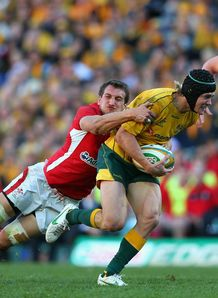 Berrick Barnes Wales Australia 2012 3 0
