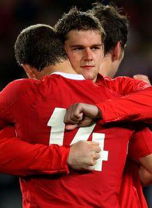 Dan Lydiate Wales v France 2012