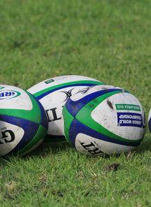 IRB Junior World Championship rugby balls