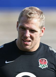 James Haskell England