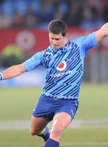 Morne Steyn kicking technique