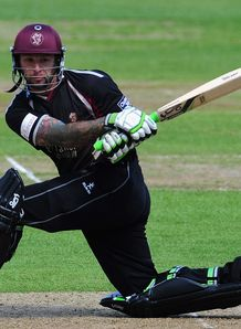 Trego fires against Dragons