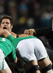 Richie McCaw Sam Cane New zealand Ireland scrum
