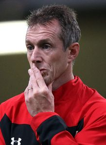 Rob Howley Wales caretaker coach 2012