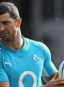 Rob Kearney Ireland training NZ 2012