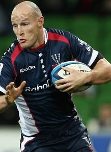 Stirling Mortlock Rebels 2011