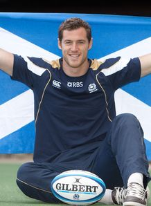 Tim Visser Scotland press