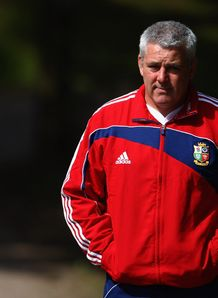 Warren Gatland 2009 Lions v SA