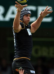 SKY_MOBILE Marco Wentzel - London Wasps Aviva Premiership