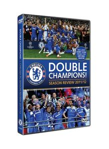 Chelsea FC Double Champions