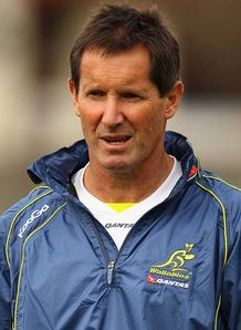 SKY_MOBILE Robbie Deans - Australia - 1/6/12
