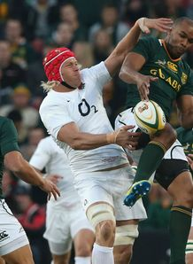 England South Africa 2nd Test Ellis Park