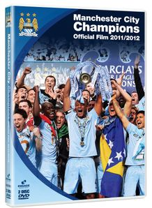 Win Copies of Manchester City Season Review DVD