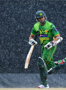 Rain ruins Colombo ODI