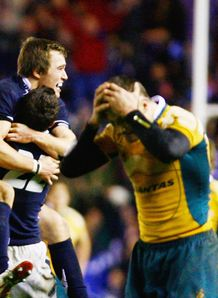 scotland v wallabies 2009