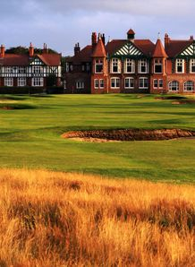 Win a four-ball at Royal Lytham & St Annes