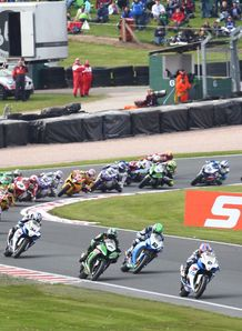 Superbikes - Brands Hatch