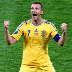 Shevchenko: Ukraine legend