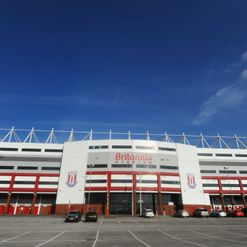 Britannia Stadium: Home to the Potters
