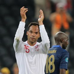 Lescott: Fighting for England spot