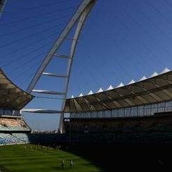 The world class Moses Mabhida Stadium