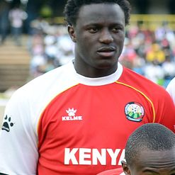 Wanyama: Kenyan call-up
