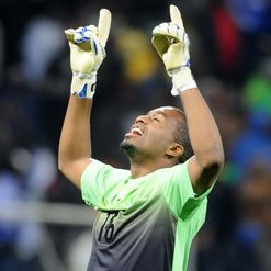 Khune: Well wishes