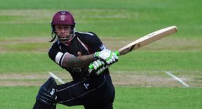 Trego too hot for Middlesex